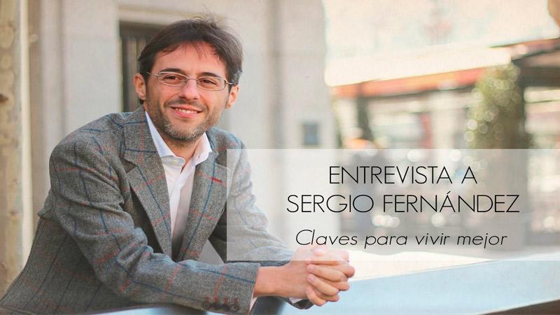 Sergio Fernández – Vivir con Abundancia